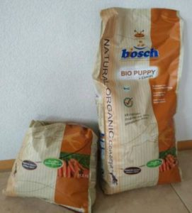Bosch Bio Hundefutter Welpen