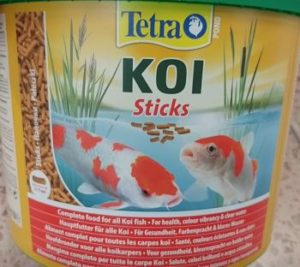 Koi Sticks Test
