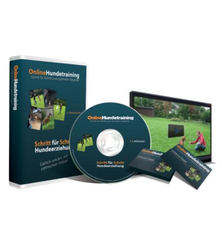 Online Hundetraining Erziehung Kurs